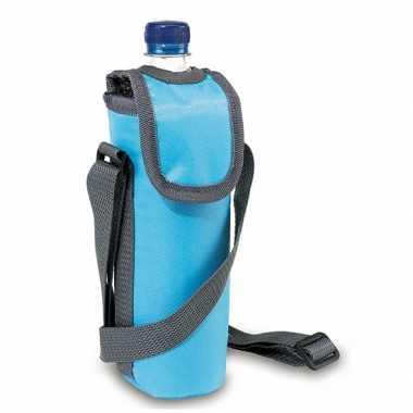 Flessen koeltasje lichtblauw 0 5 liter