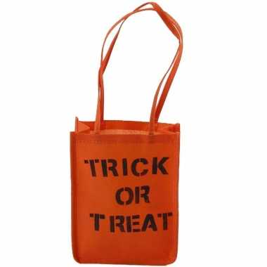 Halloween trick or treat tasje maken pakket