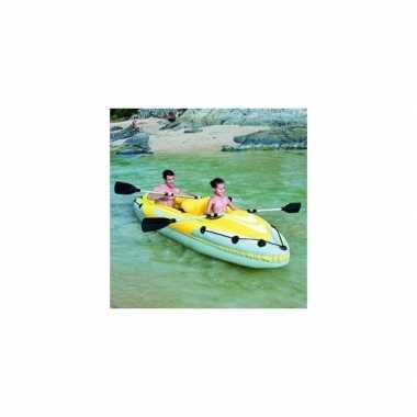 Opblaasbare kayak 2 personen