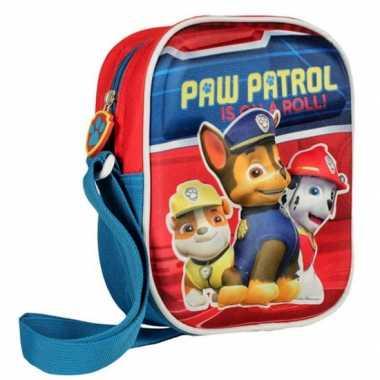 Paw patrol schoudertas voor kinderen