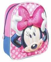 Disney minnie mouse pailletten school rugtas rugzak voor peuters kleuters kinderen