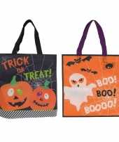 Halloween tas voor snoep