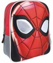 Marvel spiderman rugtas rugzak 31 cm voor jongens