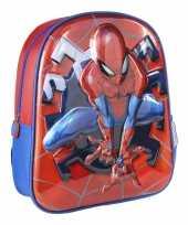 Marvel spiderman school rugtas rugzak voor peuters kleuters kinderen 10222144