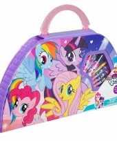 My little pony kleurkoffer