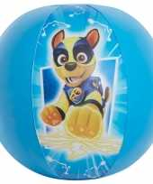 Paw patrol opblaasbare strandbal 29 cm speelgoed
