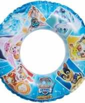 Paw patrol opblaasbare zwemband zwemring 45 cm kids speelgoed